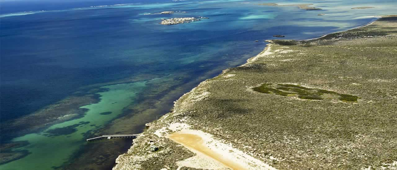 abrolhos islands air tours